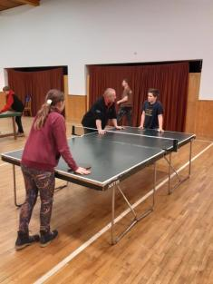 Ping-pongový turnaj pro děti 10.1.2020