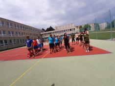 Volejbalový turnaj Kaznějov 28.6.2020