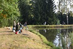 Rybářské závody 28.9.2021