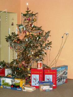 Vánoční besídka 14.12.2012
