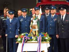 Oslavy 110 let Hasiči a 650 let obce